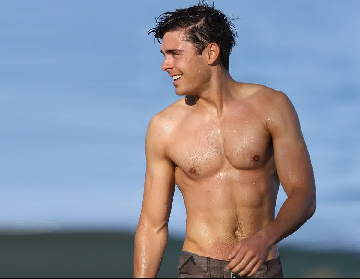 Zac efron topless, best ass latina
