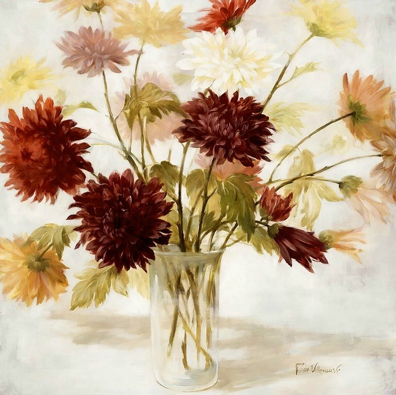 Fabrice de Villeneuve 1954 French Vintage painter Tutt'Art@ (49 ...