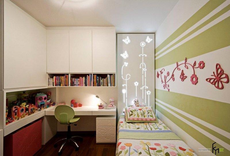 Советы дизайнеров и медиков: выбор места, подходящие цвета для интерьера, письменный стол, вспомогательная мебель, стол или кресло. Правильное освещение.