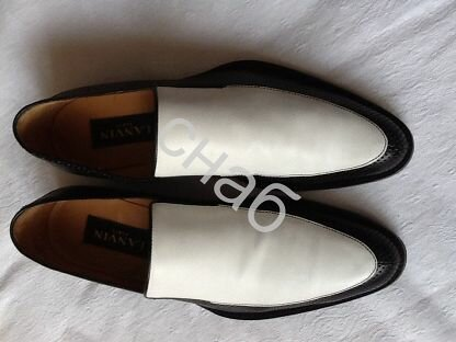 Мужская обувь в разделе Одежда, Обувь и Аксессуары. #мужские туфли Туфли размер 43-43,5 натуральная кожа фирмы Lanvin оригинал Франция.