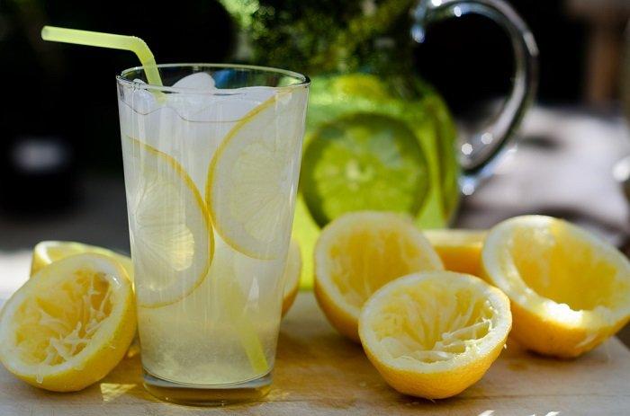 летний напиток с лимоном как приготовить