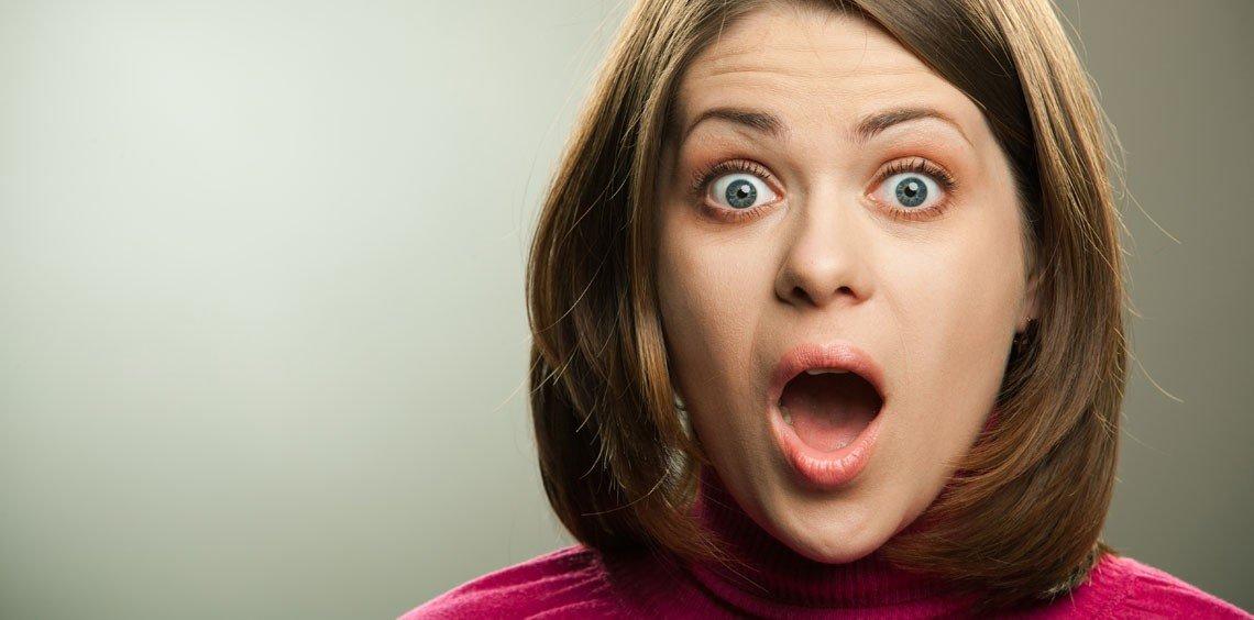 Женщина в удивлении фото, бурные женские лесбийские оргазмы