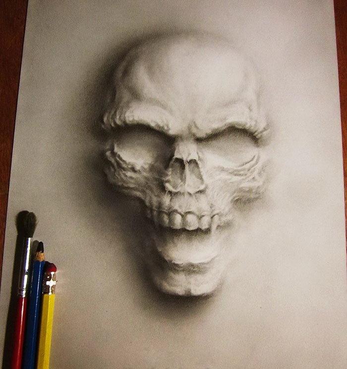 Профессиональные рисунки карандашом крутые