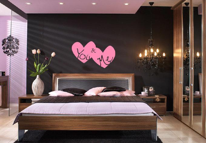 Картинки в спальне любовь