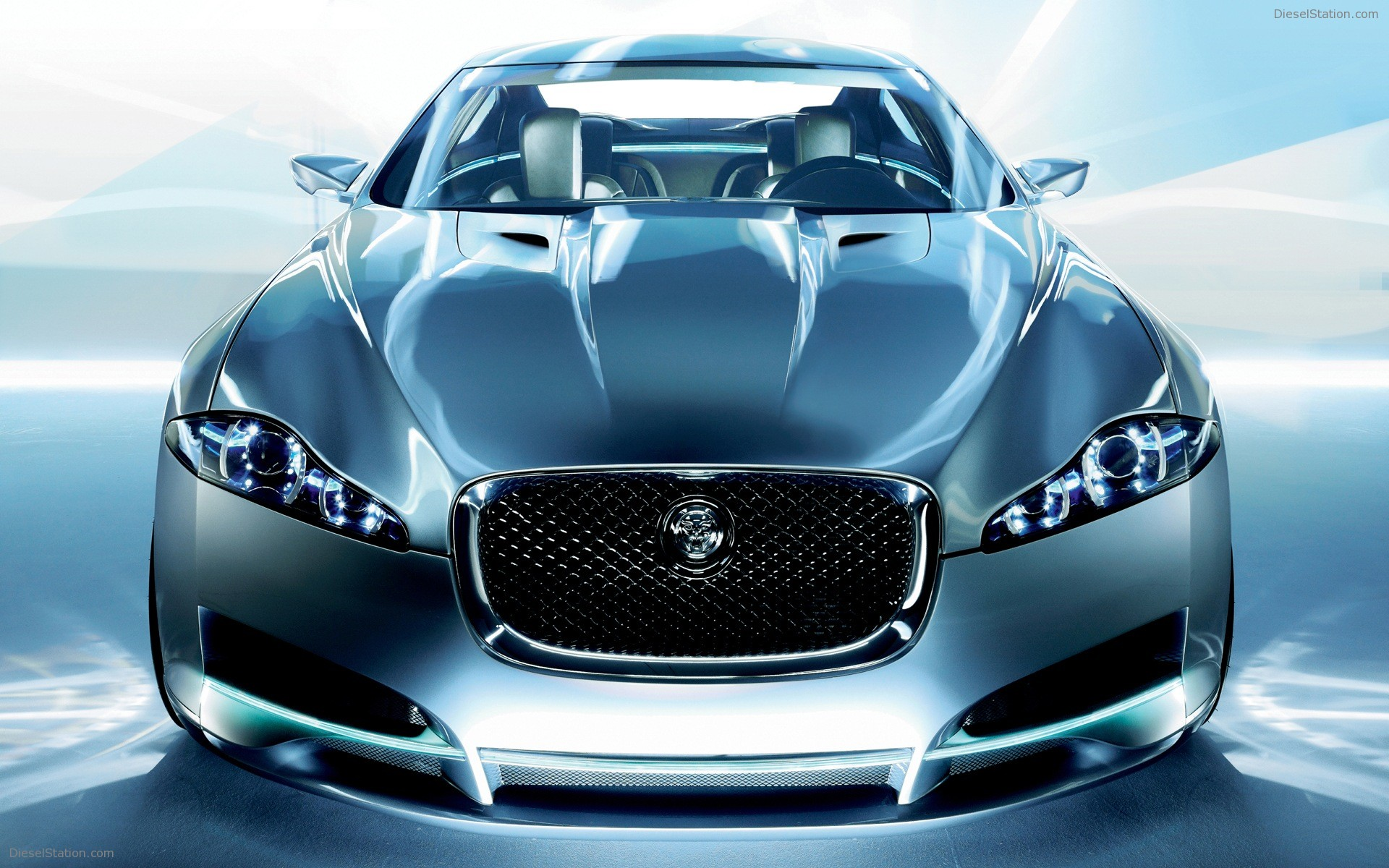 Jaguar Xf Concept Leaked Widescreen Exotic Car Wallpapers 0 Card