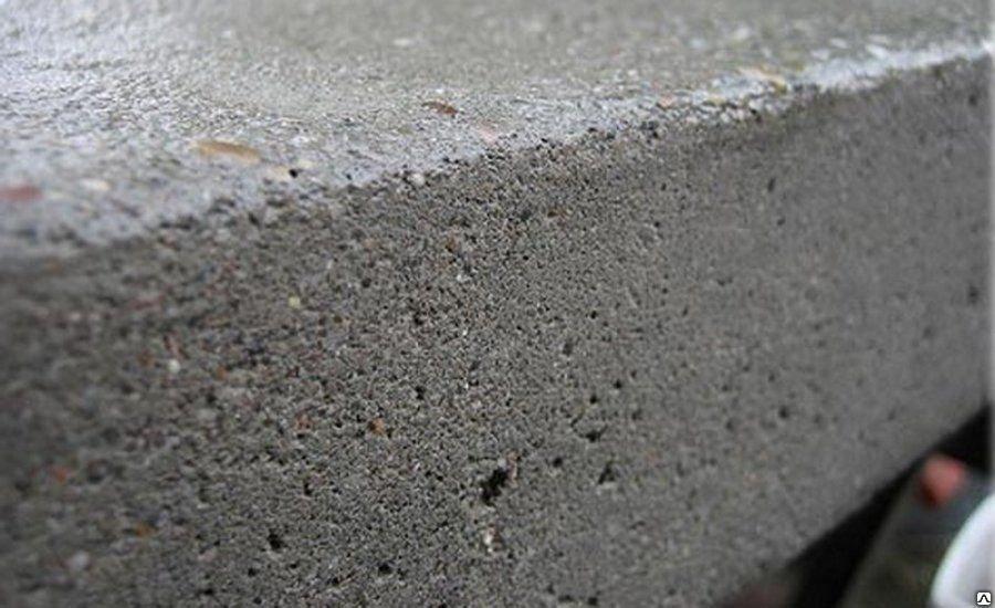 бетон на щебне