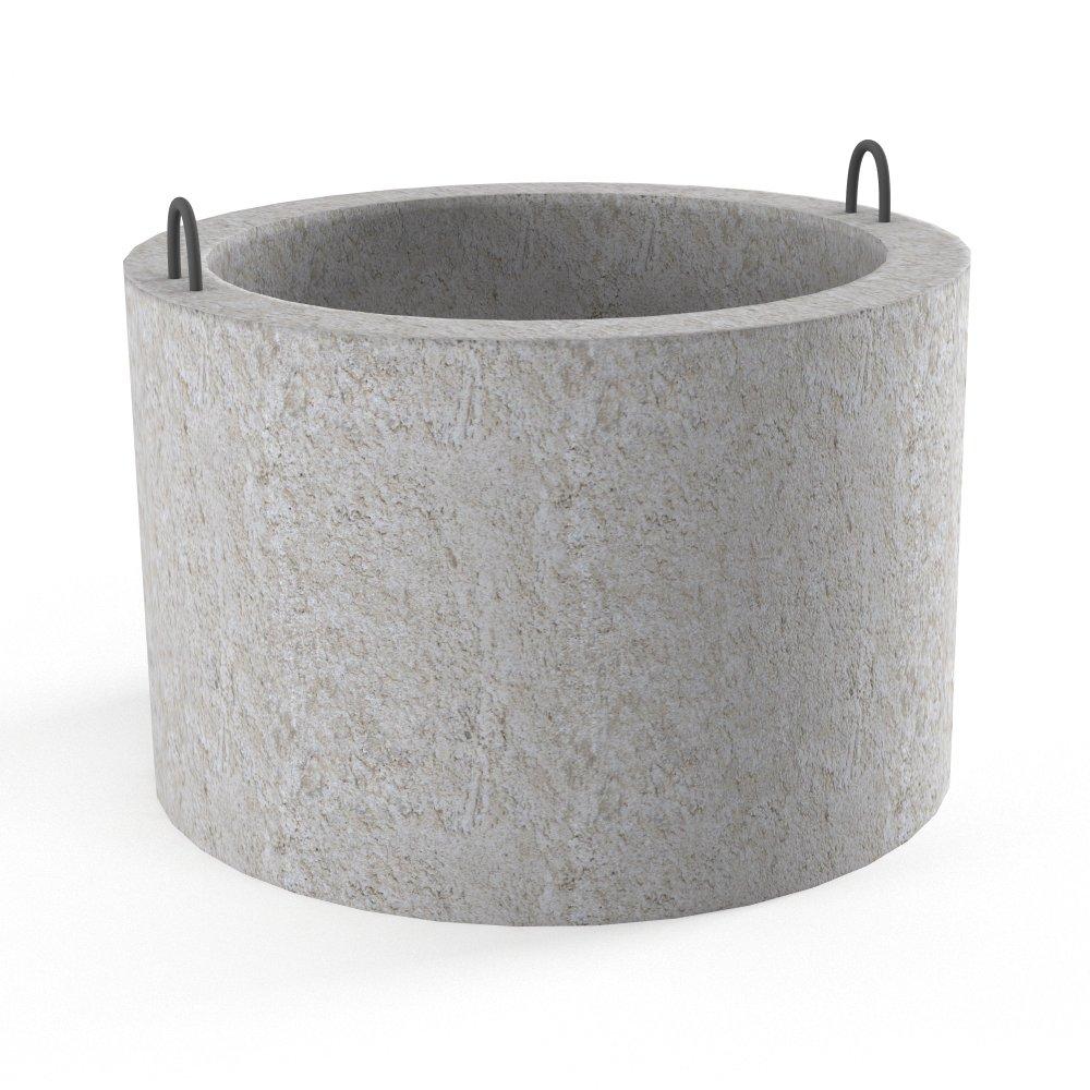 кольца колодезные бетонные