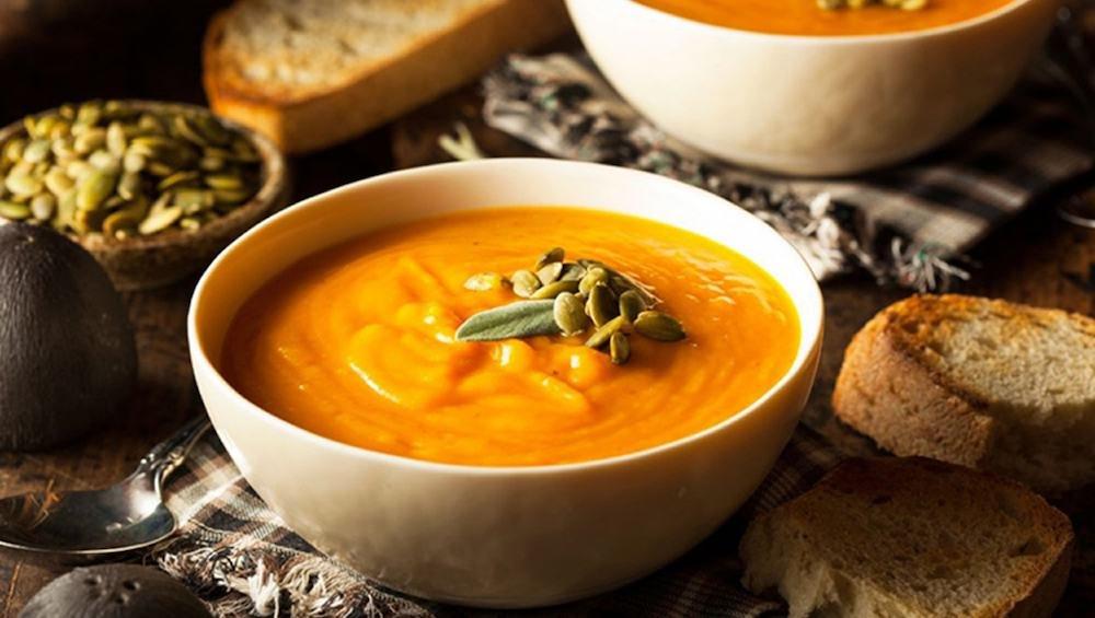 Если правильно подобрать специи, то суп каждый раз будет разным, но всегда вкусным и очень красивым.
