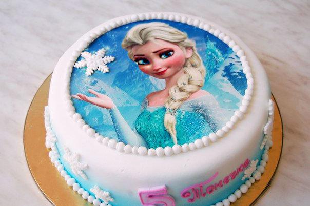 сахарная картинка на торте в холодильнике плотные колбаски или