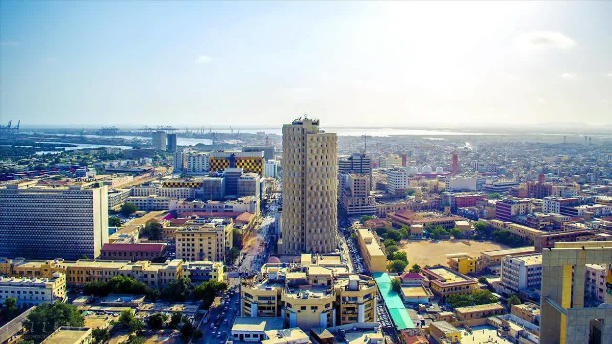 live in karachi city This video contain the best clips of karachi city and it is just to show the world and indians we are not terrorist but we like development and karachi is be.