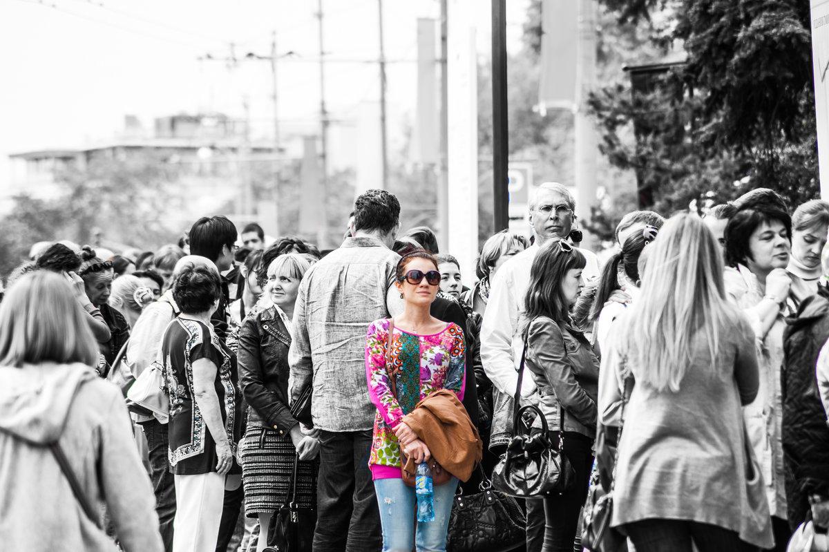 выделись из толпы одеждой фото наиболее безопасный