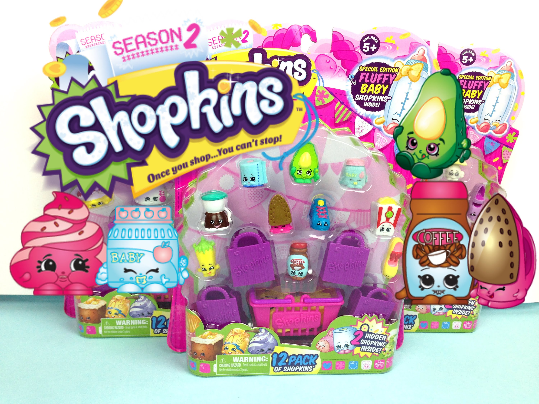 шопкинсы игрушки картинки