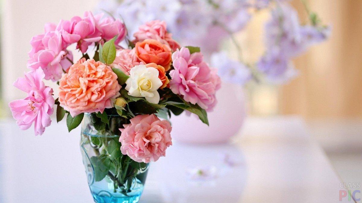 Января, нежные букеты цветов картинки