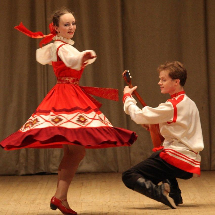 Народный танец фото картинки