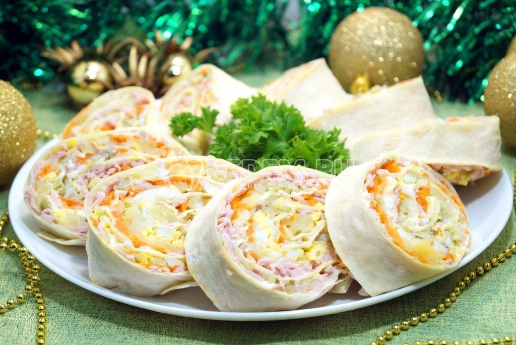 требовательным рецепты новых салатов и закусок с фото поражают красотой своих