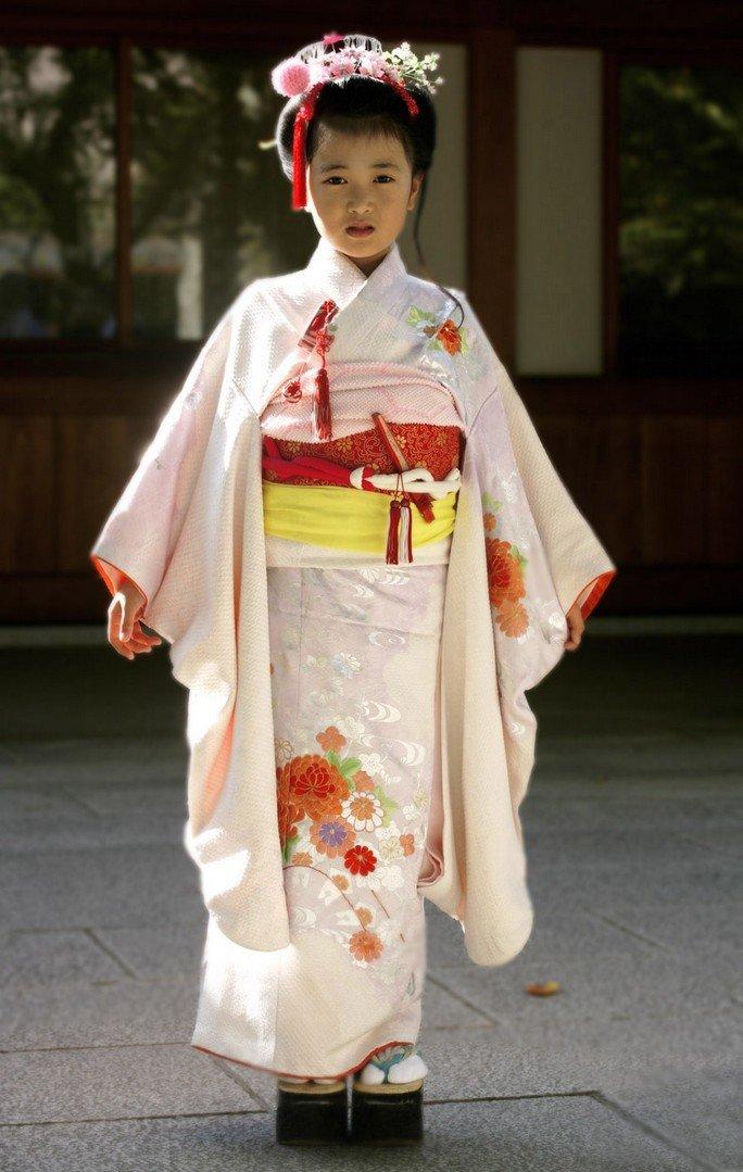 Национальный костюм в японии картинки