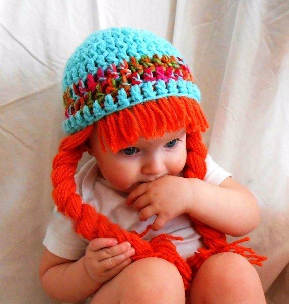 яндекс вязание детские шапочек