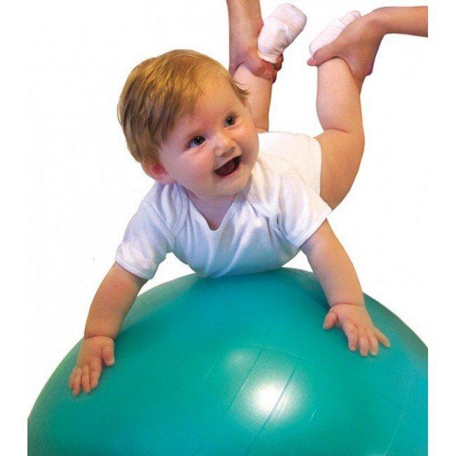 Гимнастика с мячом картинки для детей