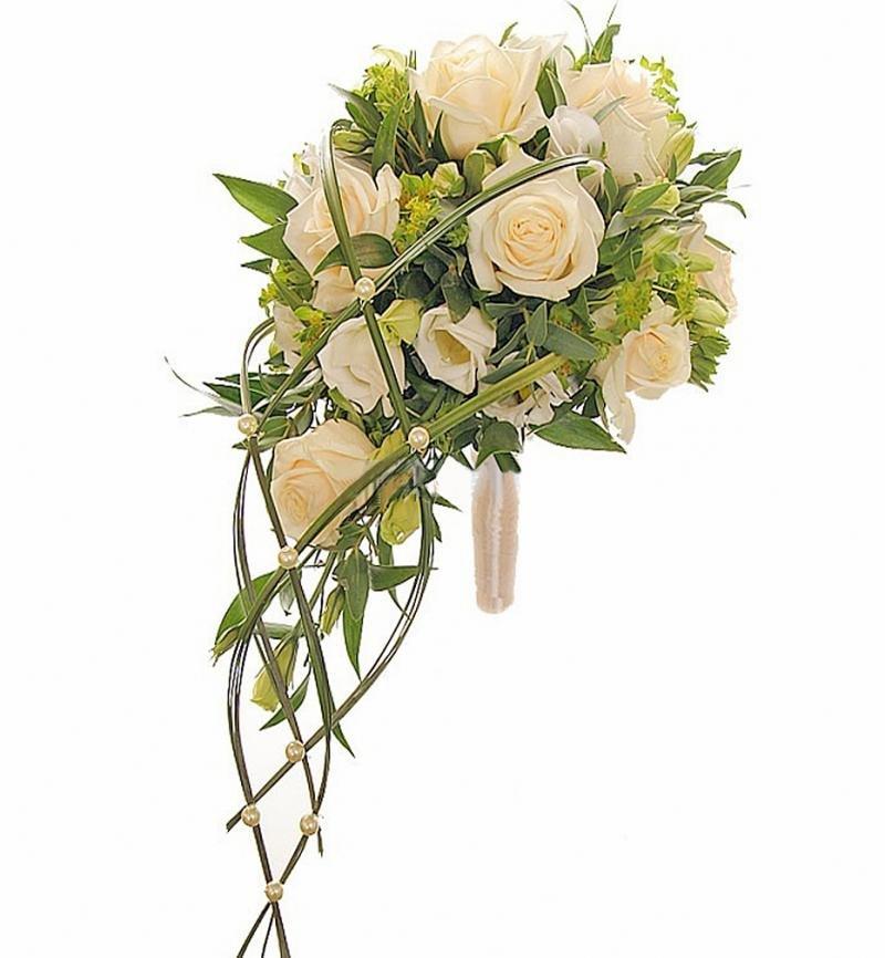 Заказать букет для невесты, киев, магазин цветов