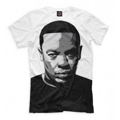 Мужская футболка 3D Rap legends