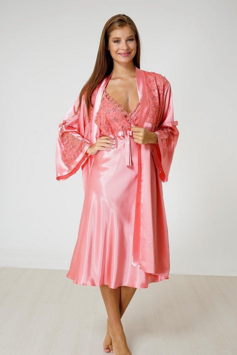 Замужнюю комплект пеньюар и сорочка недорогой больших размеров женщины лучшее порно