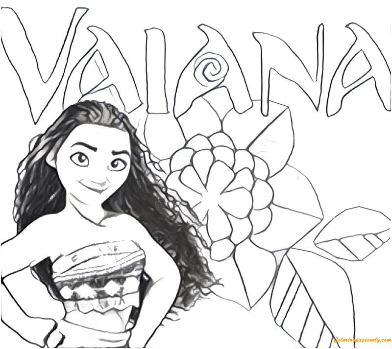 Summary -> Moana Dibujos Para Colorear Moana Disney Dibujos Para