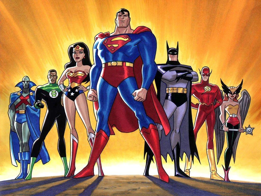 Супергерои картинки