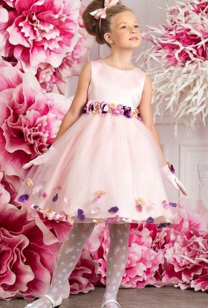 Лучшая подборка: детские красивые платья на выпускной
