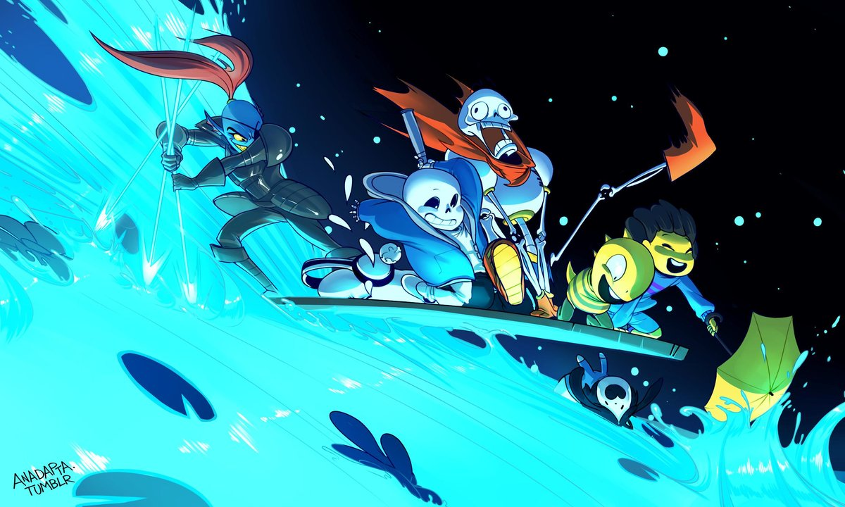 Undertale Undyne Wallpaper - WallpaperSafari Undertale Undyne Wallpaper - WallpaperSafari