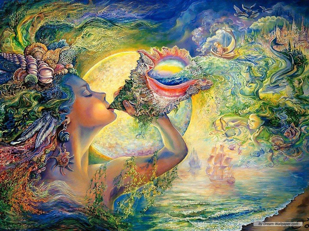 Картинки фантазия художника
