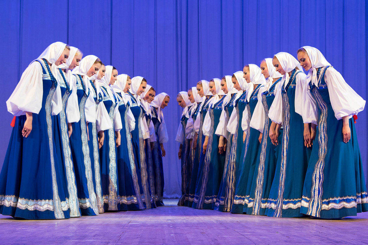 Картинки костюма русского хоровода