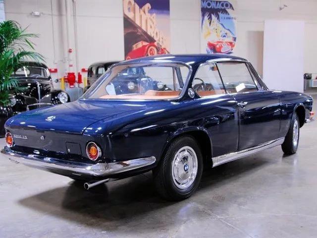 Технические характеристики BMW 3200 CS 3.1 (120Hp) MT 1962 -\