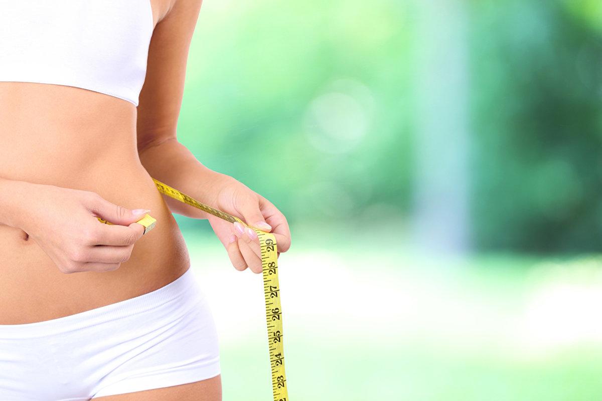 похудение комплексный подход