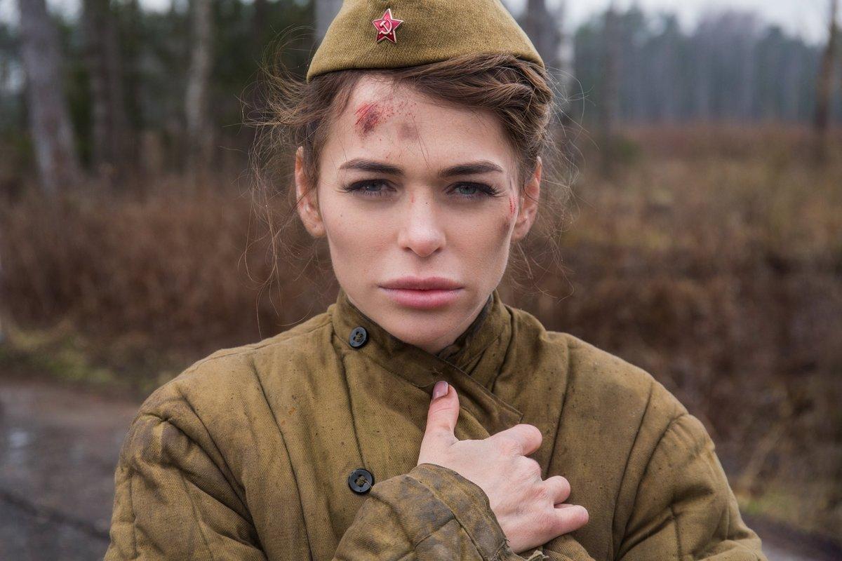 фотосессии в военной форме великой отечественной фото различных