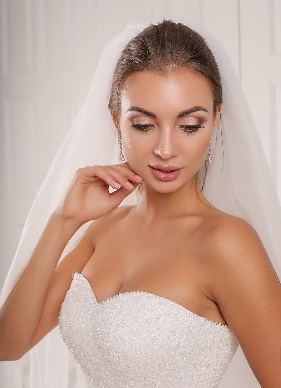 Макияж на свадьбу для невесты фото