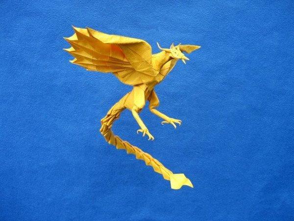 Традиционное оригами это