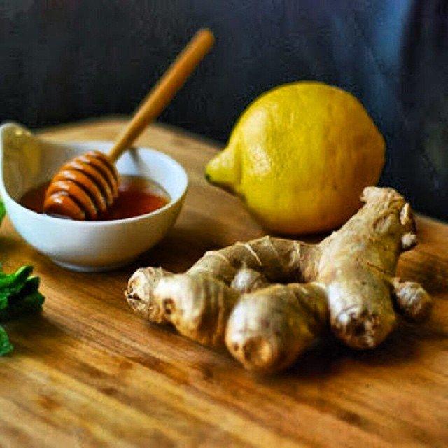 смесь имбирь мед и лимон для похудения
