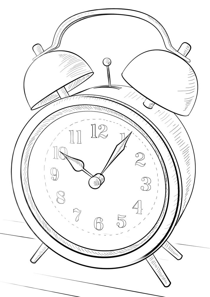 нашем онлайн-магазине картинка раскраска будильник обладающие огромным капиталом