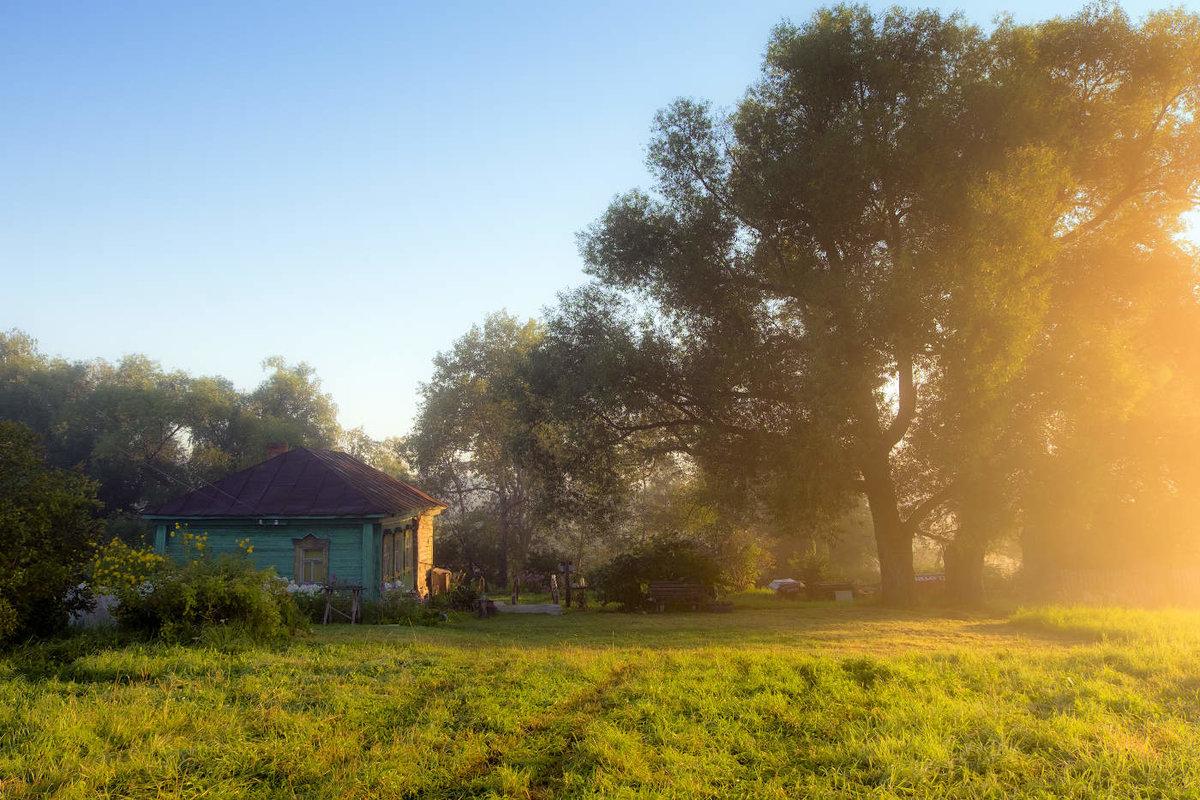 фотографии лета в деревне пойдет самом
