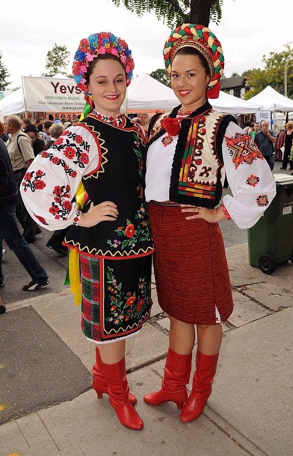 таким украинский женский национальный костюм фото фотоприколов