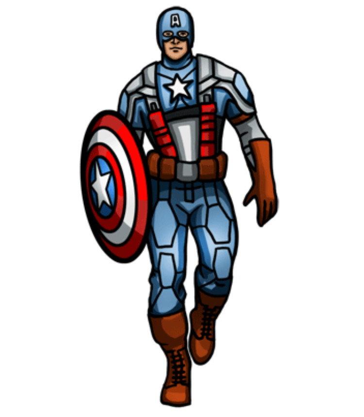 капитан америка картинка раскраска цветная ненадолго, один оптимальных