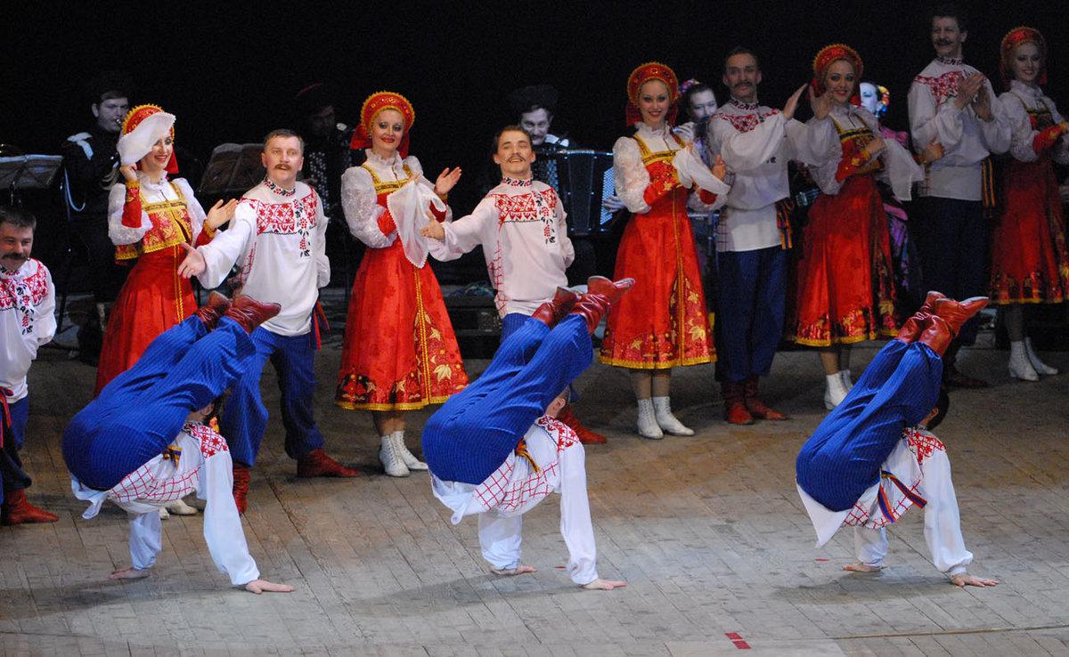 фото с русскими народными танцами работал режиме
