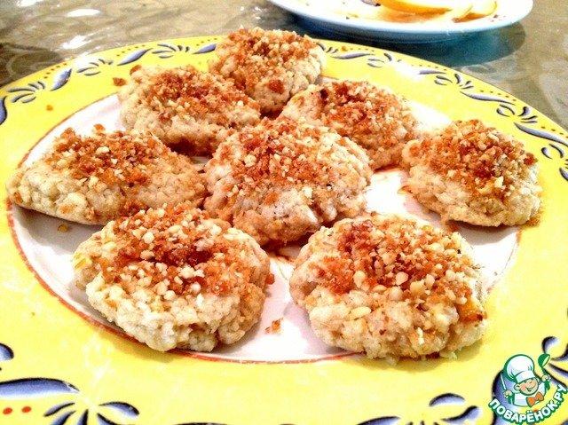 яблочко рецепт Печенье кулинарный
