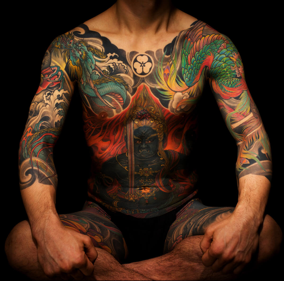 japanese tattoos irezumi meaning and history with pictures - HD1200×1188