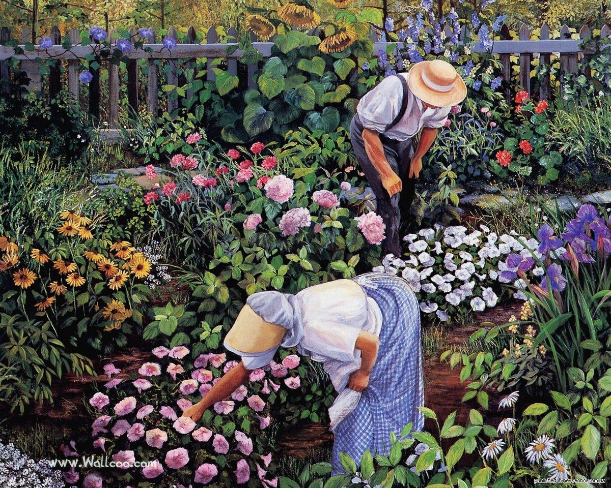 вот реальность, садовник влюбился хозяйку фото толстушек самых