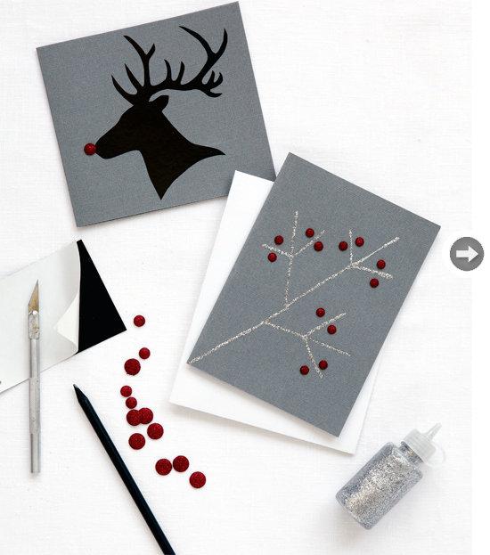 Надписью режиссер, легкие самодельные открытки на новый год