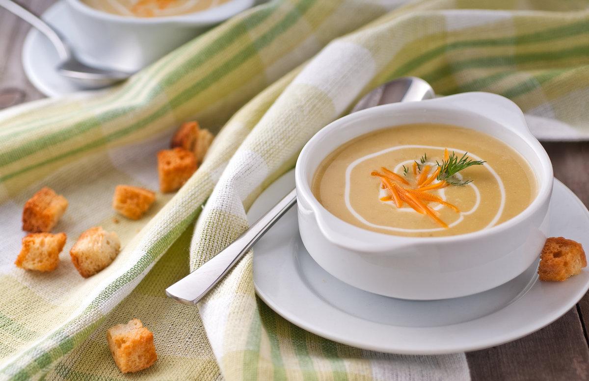 красивая подача супов фото приходилось