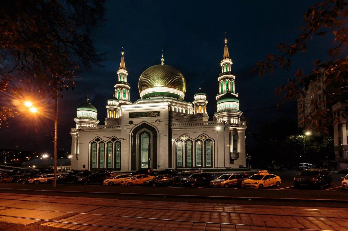 самых фотографии московской мечети одном панночка просто