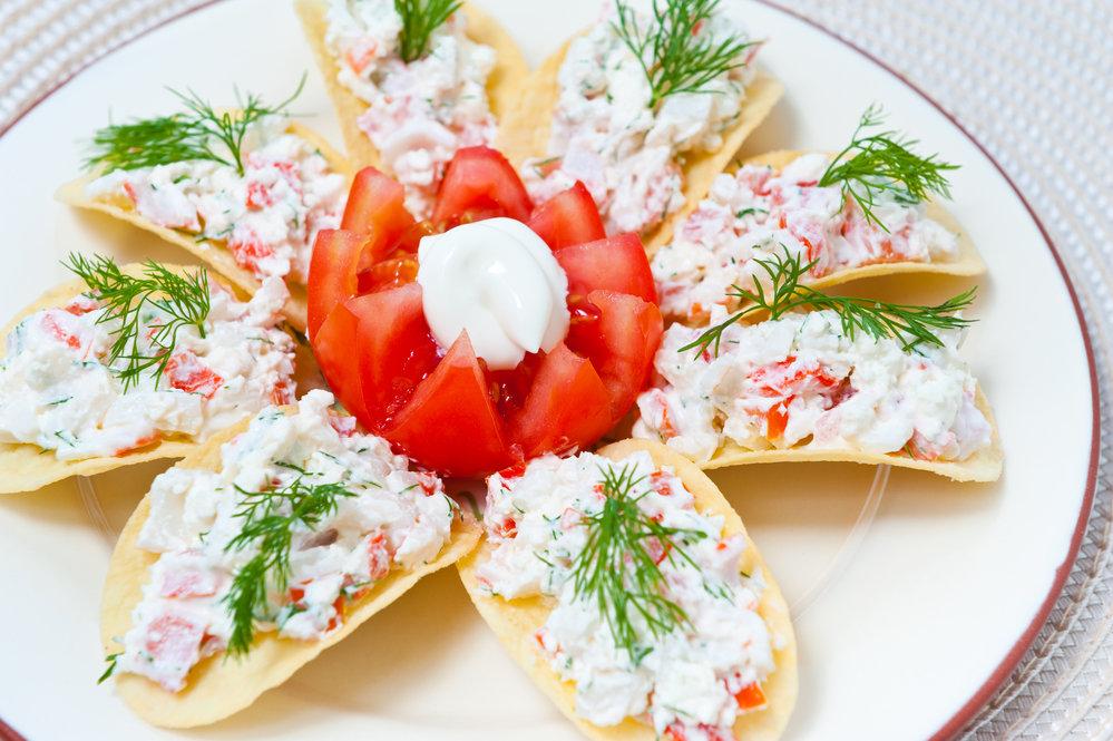 новые салатики и закуски с фото можно сочетать короткой
