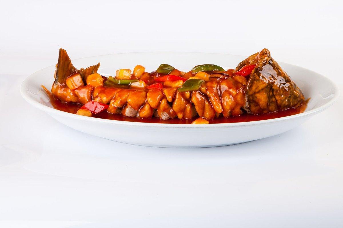 горбуша в кисло сладком соусе рецепт с фото время кругосветного
